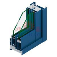 83A Series (Single Glass) Sliding Aluminium Door Profile