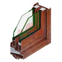 828 Series Of Sliding Aluminium Window Profile