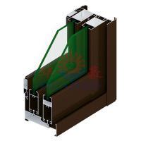 D21 Series Of Sliding Window Alloy Aluminium Profile