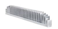 6063 Heat Sink For LED Aluminium Extrusion