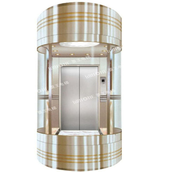 WIN 7000 Panoramic elevator