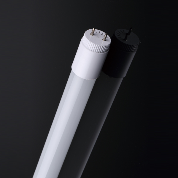 T8 led tube, all plastic 600mm 1200mm