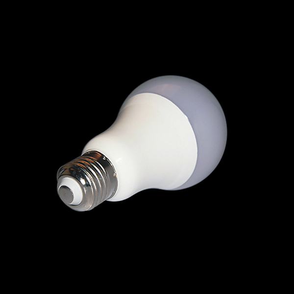 aluminum plastic led bulb e27 3w 5w 7w 9w 12w