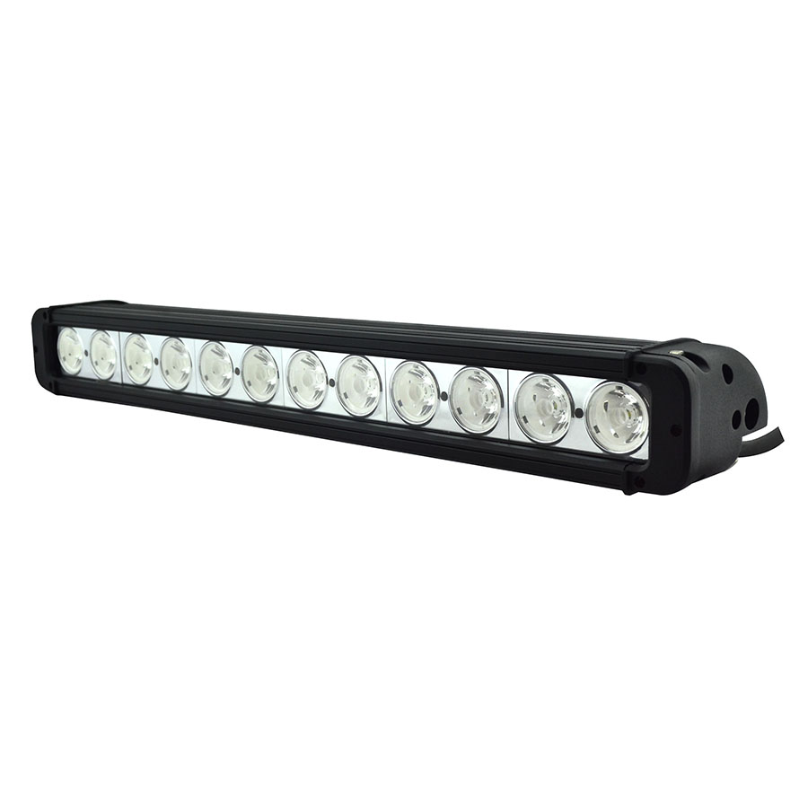 120W Single Row Off Road Light Bar