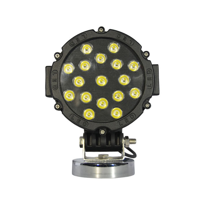 51W Round LED Work Light