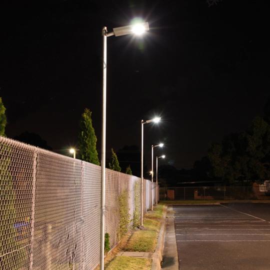 SLD-SL-350C 50W All In One Solar Street Light