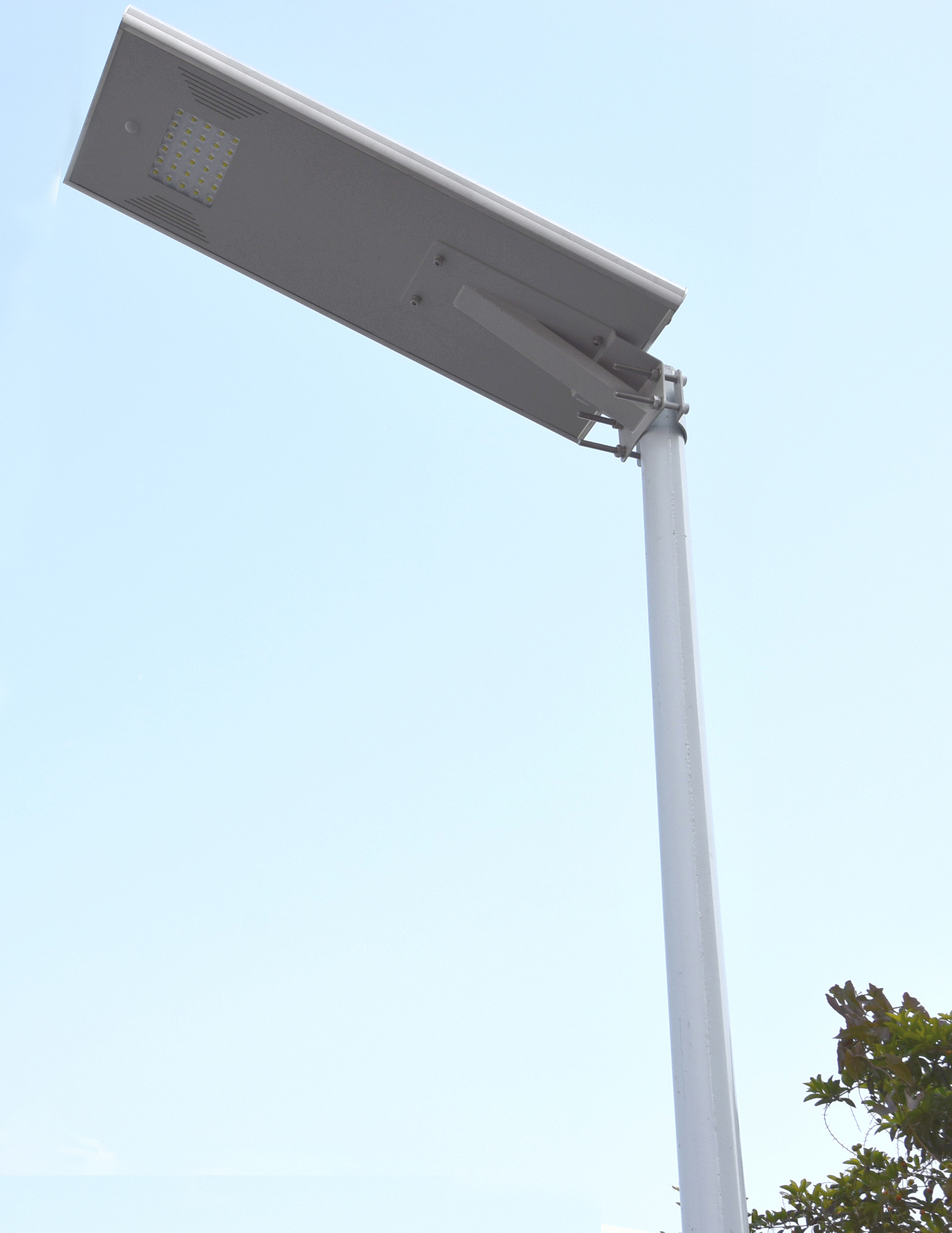 SLD-SL-320 20W All In One solar streetlight