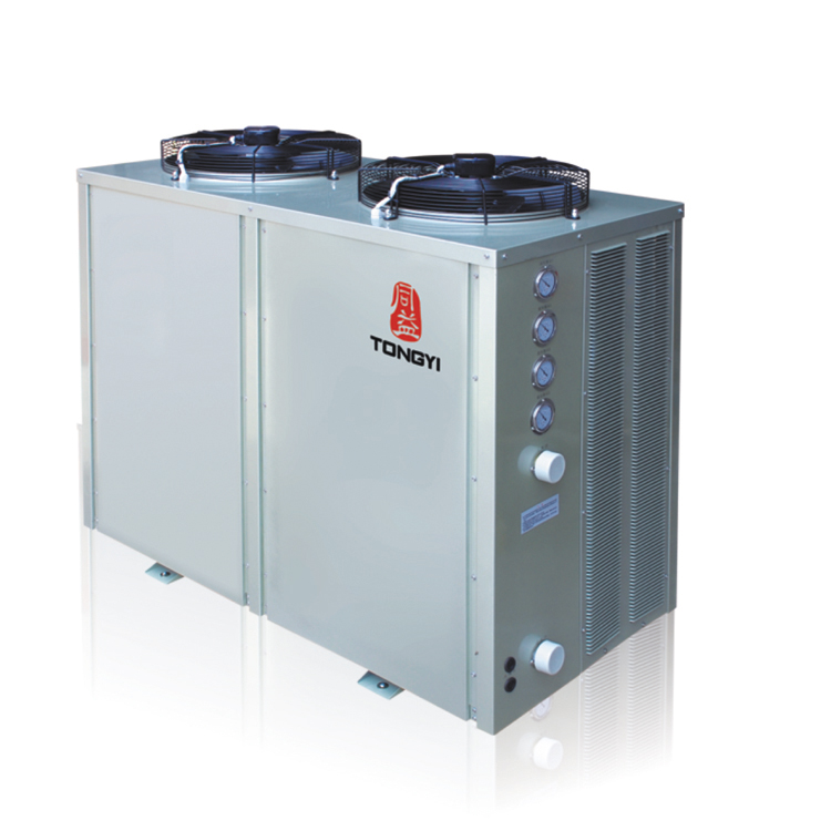 EVI low temp heat pump