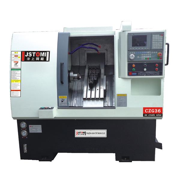 CZG36  2-axis gang type cnc lathe machine