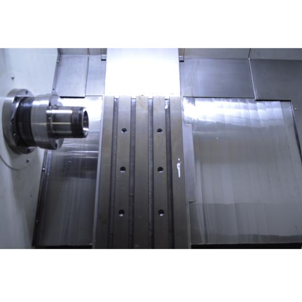 2-axis gang type cnc lathe machine CZG46