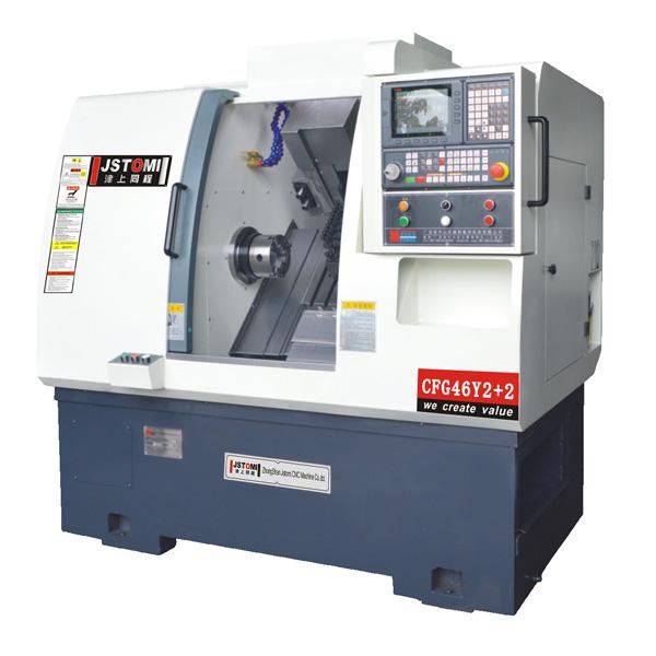 CFG46Y2+2 5-axis y-axis cnc lathe machine