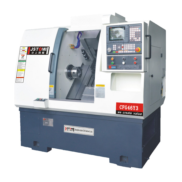 CFG46Y3  5-axis y-axis cnc lathe machine