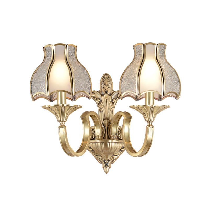 Brass Wall Sconces (EAB-14001-2)