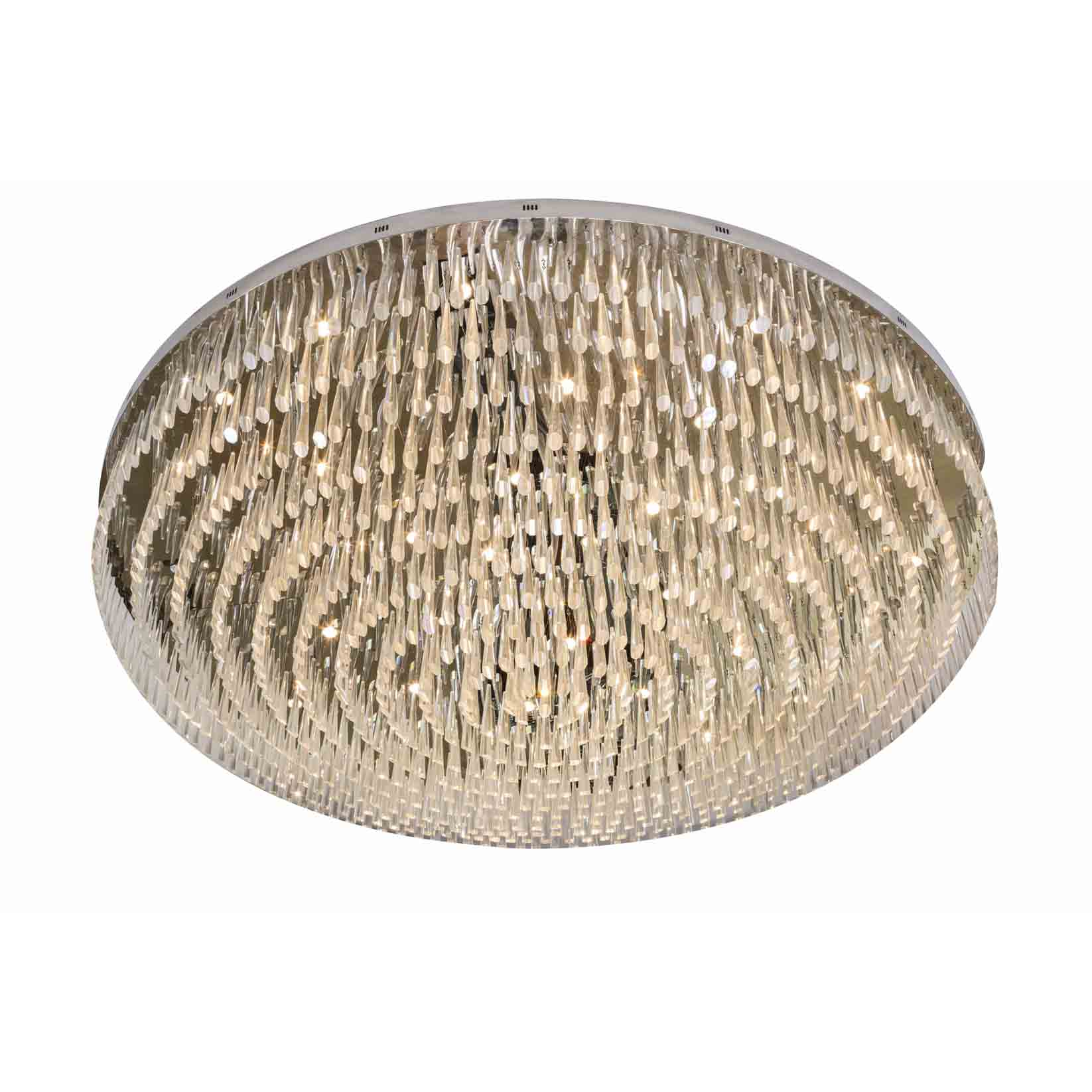 Round Crystal Chandelier (MX217-DX6606)