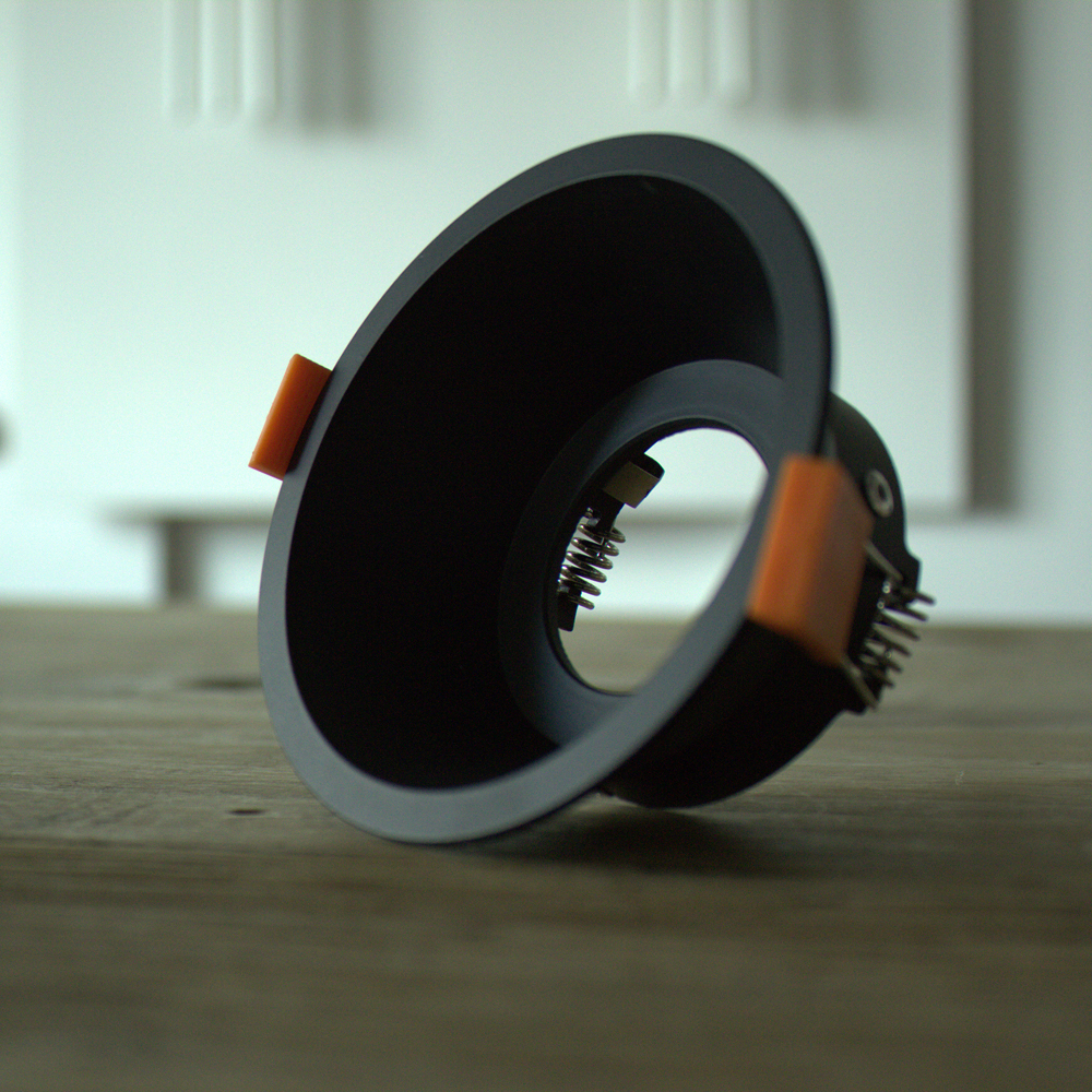 N004-Mounting Ring(Black)