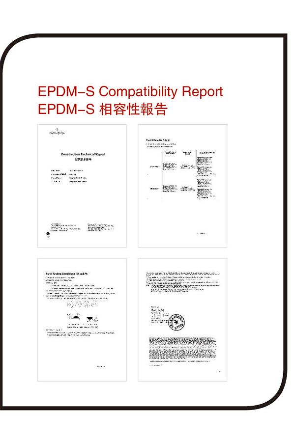 EPDM-S Uyumluluk Raporu