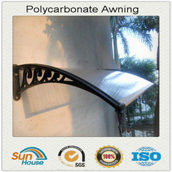 W1000 Polycarbonate window Awning