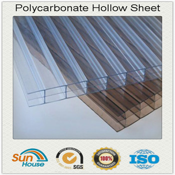 Multi-wall Polycarbonate Hollow Sheet