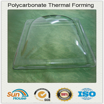 Polycarbonate Pyramid Skylight