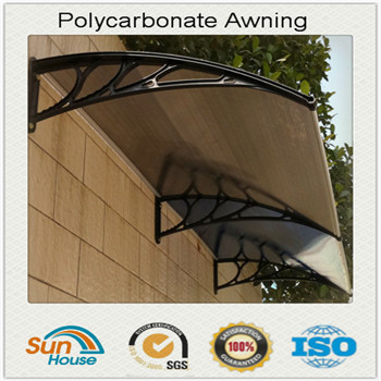 W600 Polycarbonate window Awning