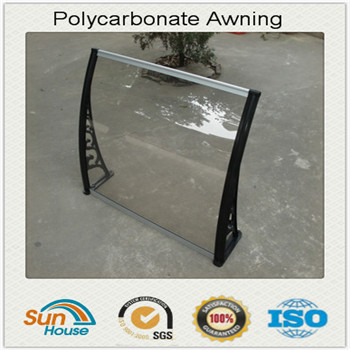 W800 Polycarbonate door canopy