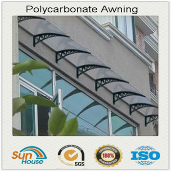 W800 Polycarbonate window Awning