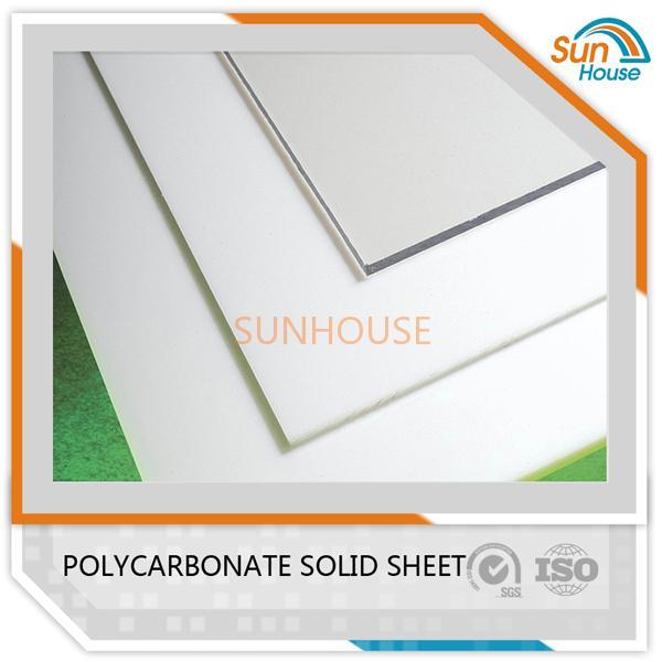 Opal PC Solid Sheet