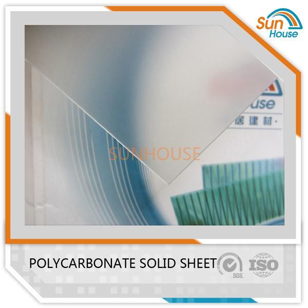 PC Abrasive Sheet