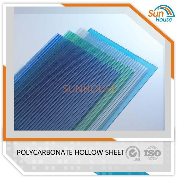 4mm PC Hollow Sheet