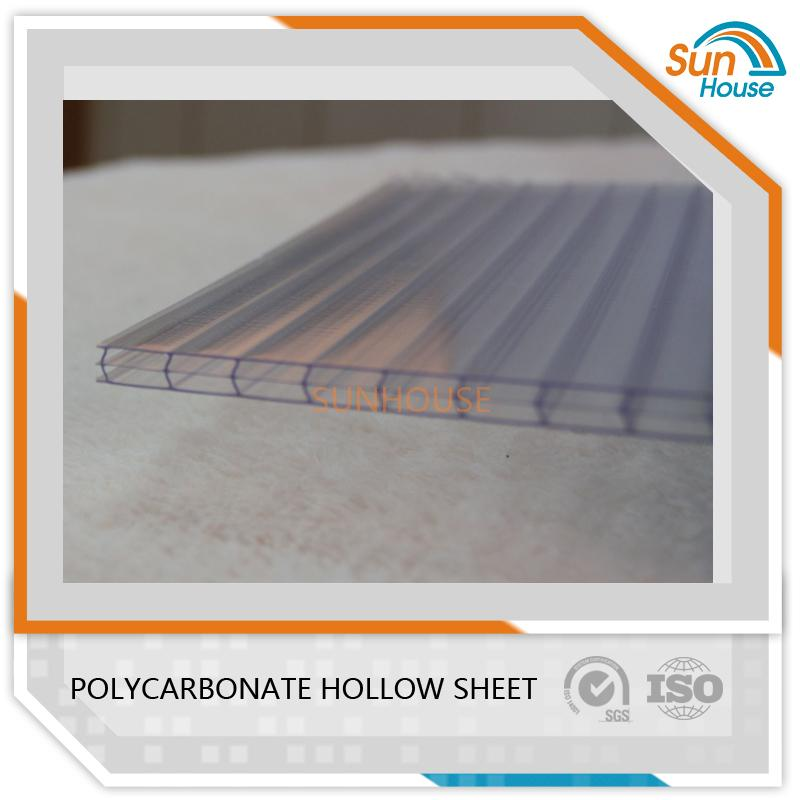 12mm PC Triplewall Sheet