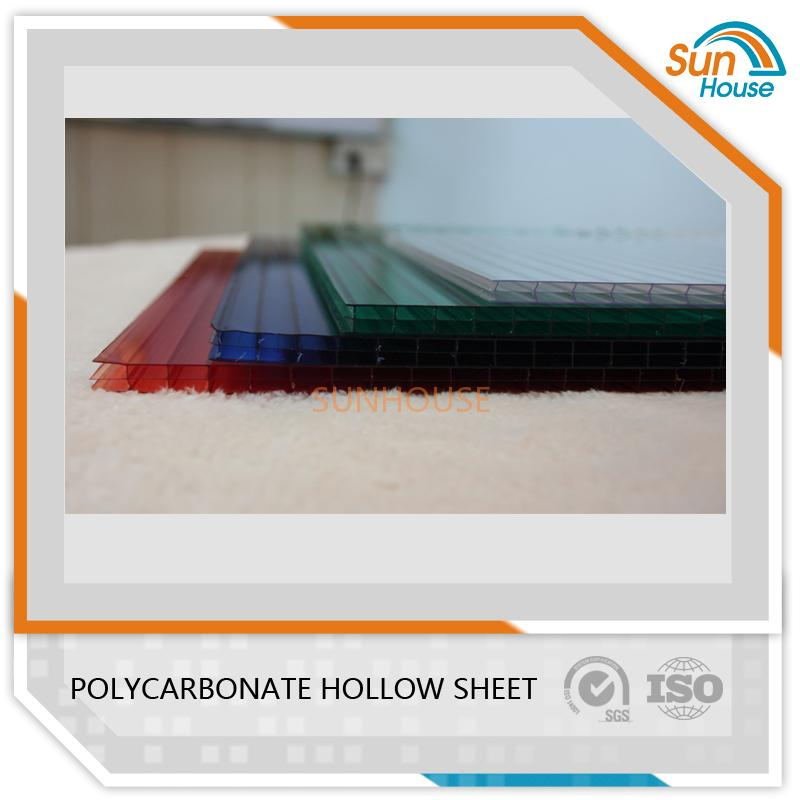 14mm PC Triplewall Sheet