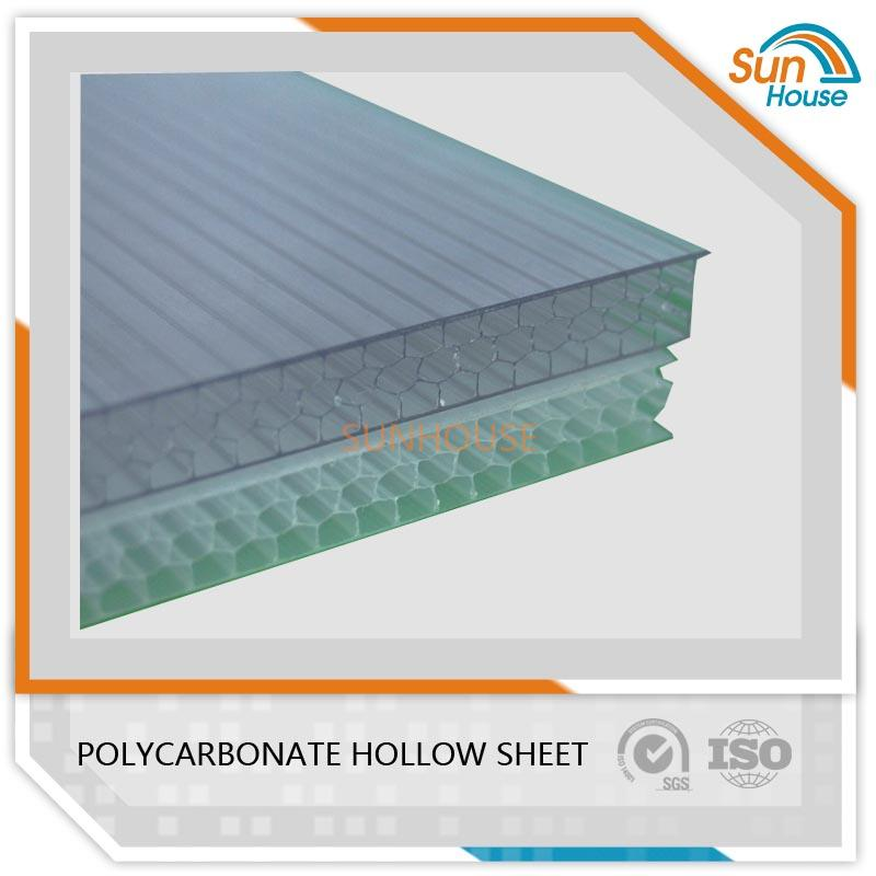 10mm PC Honeycomb Sheet
