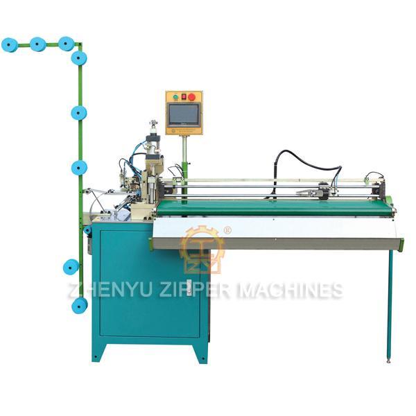 ZY-302 Máquina de corte totalmente automática de extremidade aberta
