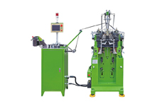 ZY-501M-F Y teeth double roll and side making machine