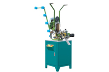 ZY-408M  Fully Automatic Metal Double Top Stop Machine