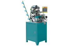 ZY-409M  Fully Automatic Metal Particles Double Top Stop Machine