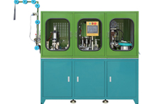 ZY-801 Fully Automatic Film Sealing, Ultrasonic Punching, Pin and box Pressing Machine
