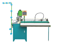 ZY-302-B Fully Automatic Ultrasonic Pulling Open End Cutting Machine