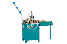 Fully Automatic Hot Weld Zig Zag Cutting Machine