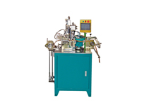 ZY-409M-B Fully Automatic Metal Particles Double Top Stop Machine