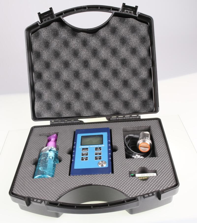 Ultrasonic thickness gauge GC800