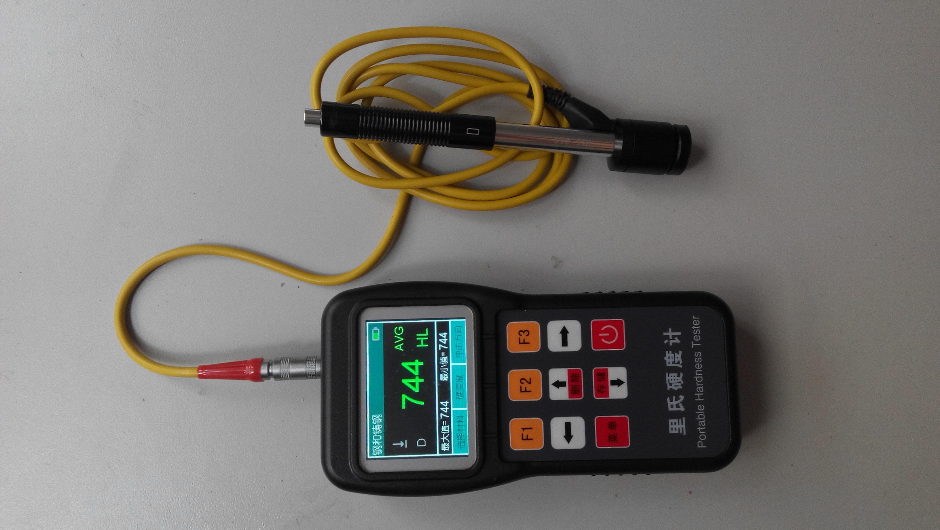 GHT500 Leeb hardness tester