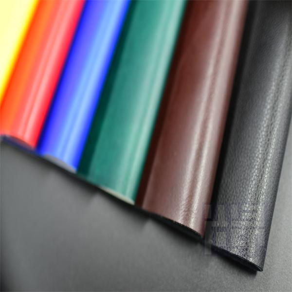 Моющиеся ПУ микрофибры одежды кожаные SA 001