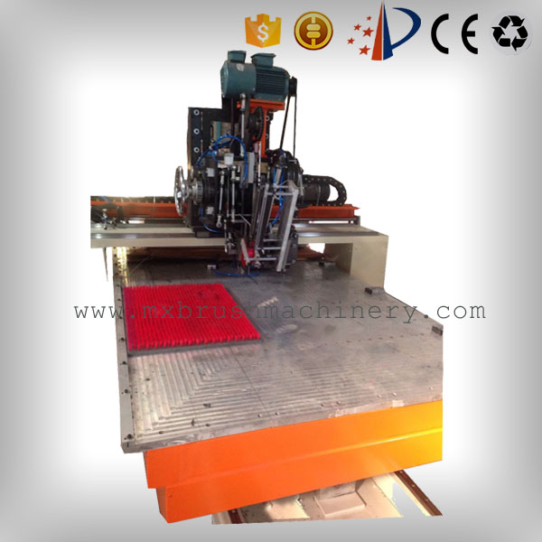 MX209 2 Axis Flat Brush Tufting Machine Sale
