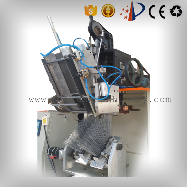 MX185 4 Axis 1Head Broom Tufting Machine