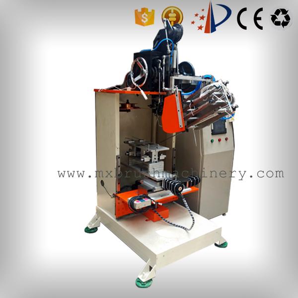 مكنسة MXS184 المحور 4 1 رأس الفرشاة وتلمم آلة