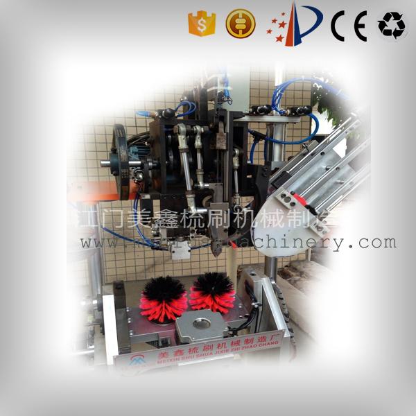 MX181 4 ejes 1 cabezal escobilla de acolchonamiento de la máquina