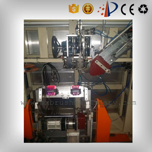 5 Axis Hockey Brush Making Machine