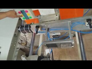 2 axis broom machine