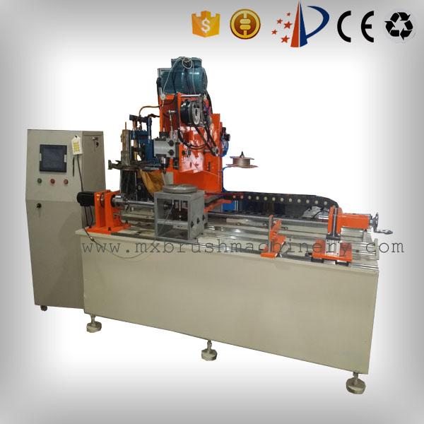 MXR201 آلة وتلمم المحور 3 للفرشاة الصناعية الصغيرة